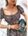 Sukienka hiszpanka - BEAUTY - wzór 2