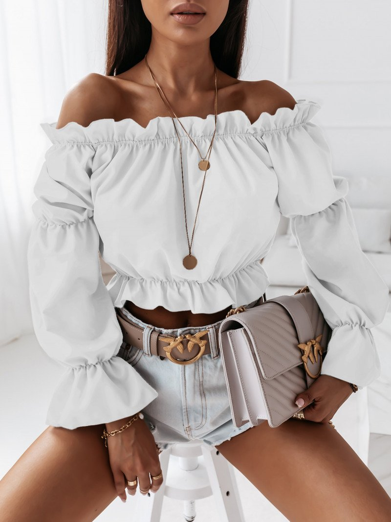 Seksowna bluzka hiszpanka DOLORES -...
