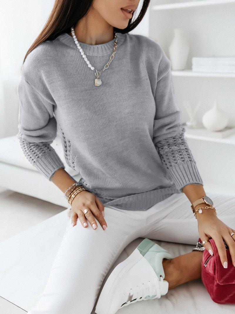 Sweterkowa tunika sweterek LILIANA -...