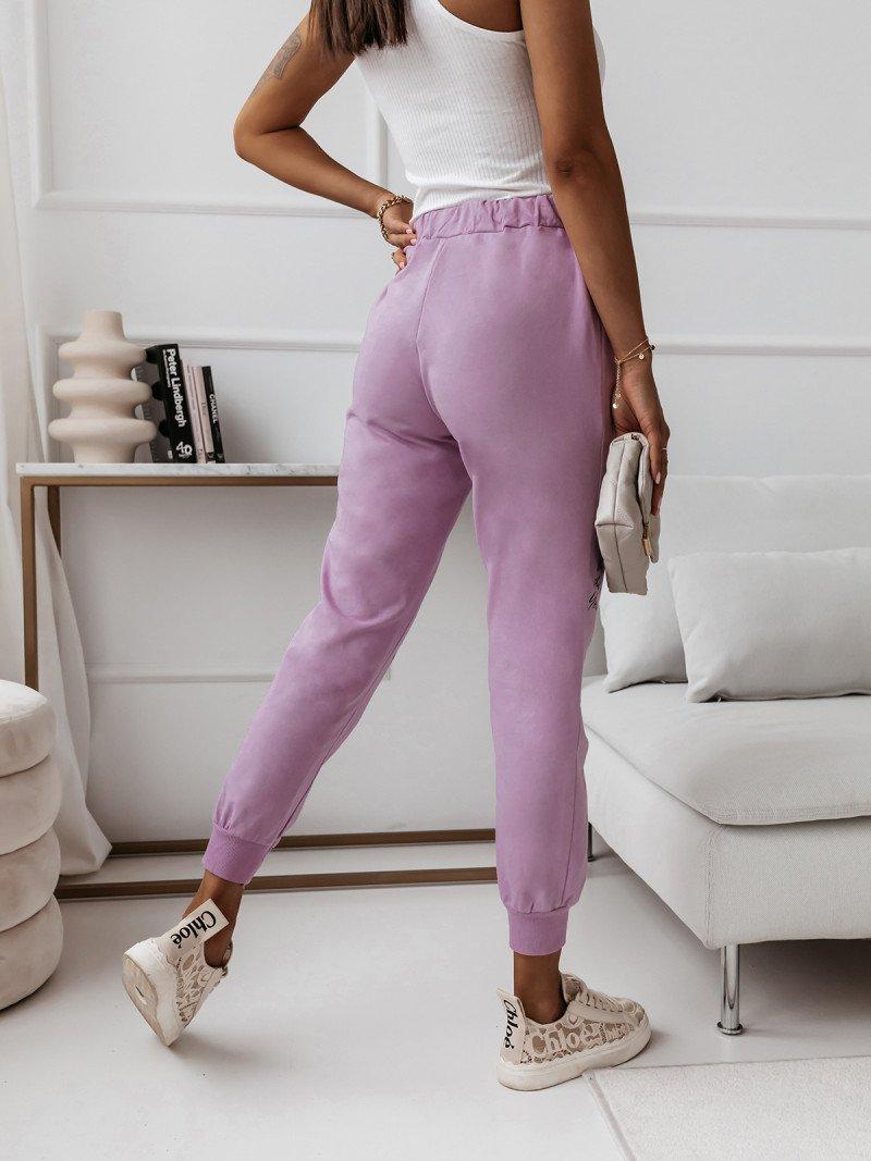 Spodnie dresowe z nadrukiem MIKI -...