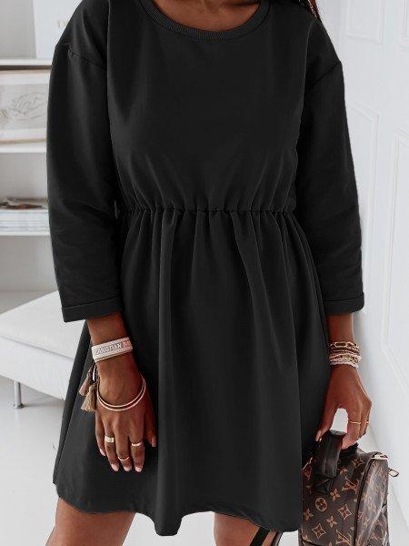 Dresowa sukienka tunika...