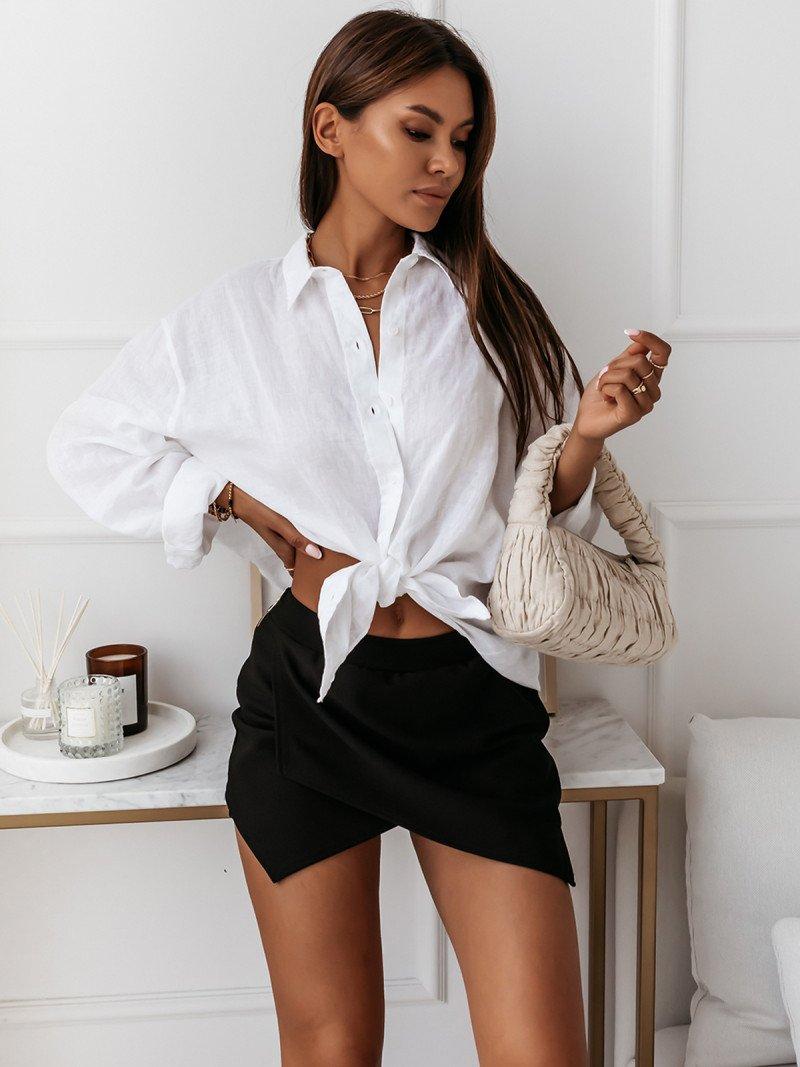 Asymetryczne spódnico-spodenki MODENA...