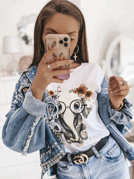 T-shirt ELEPHANT - wzór 20