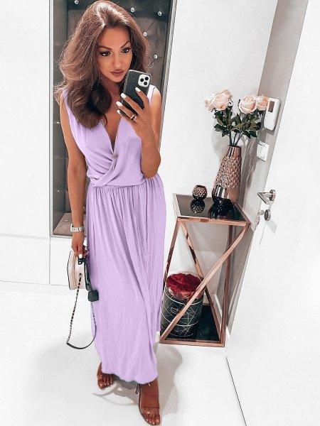 Kobieca maxi sukienka EMMY...
