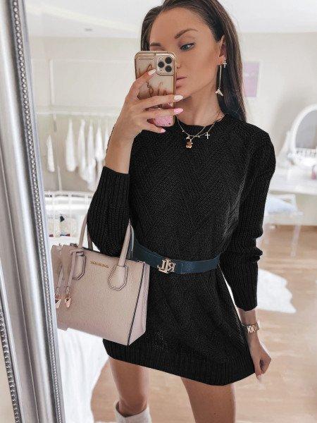 Pleciony sweter WALERIA -...
