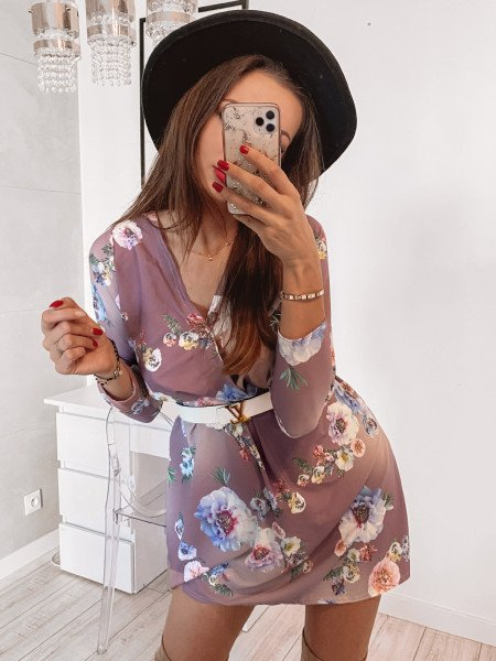 Sukienka print z...