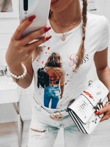 T-shirt GIRL BOSS - wzór 4
