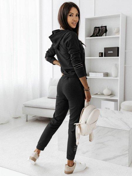 Komplet dresowy spodnie +...
